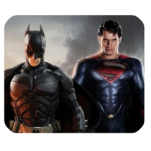 Mouse Pad Batman VS Superman Handsome Superheroes Movie In Marvel Game A... - $76,34 MXN