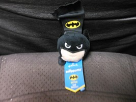 "Hallmark Snappums ""Batman"" Slap Bracelet NEW Plush MARKER THRU UPC - $7.67"