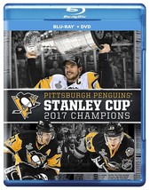 PITTSBURGH PENGUINS 2017 STANLEY CUP CHAMPIONS Blu-ray DVD Sports NHL Ho... - $46.52