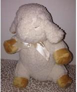 Cloud b Sleep Sheep On The Go Travel Plush Washable Removable Sound Box - $22.23
