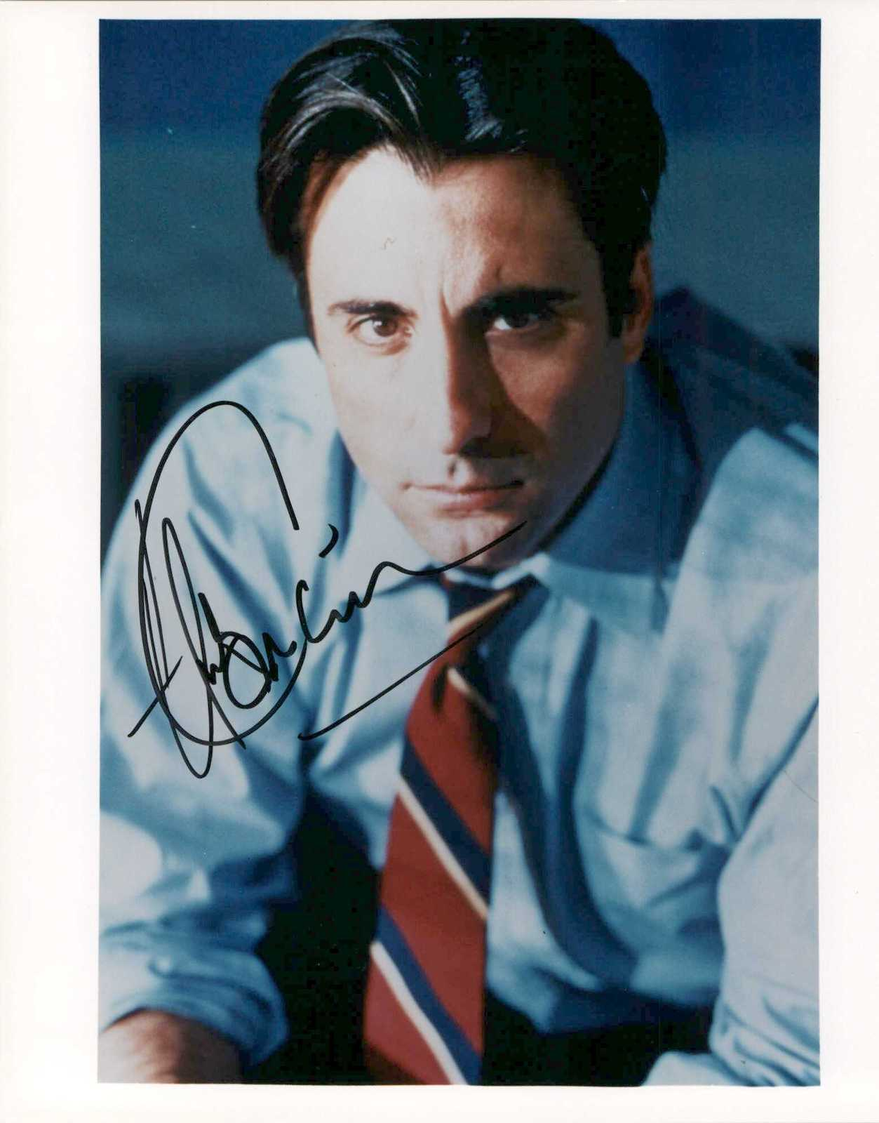 Primary image for Andy Garcia Signed Autographed Glossy 8x10 Photo