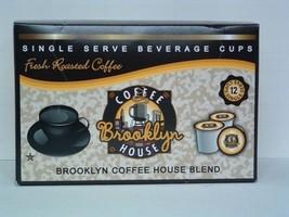 Brooklyn Coffeehouse House Blend 12 Single Serve K-Cups - $9.99