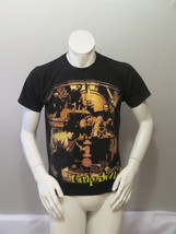 Limp Bizkit Shirt - Double Sided Band Graphic Sipia Colorway - Men's Medium - $59.00