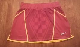 FSU Florida State Seminoles Lacrosse Womens Nike Skirt NCAA DRI-FIT - $17.99