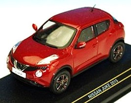 [First43 1/43] Nissan JUKE 2015 Radiant Red F43-048 - $45.89