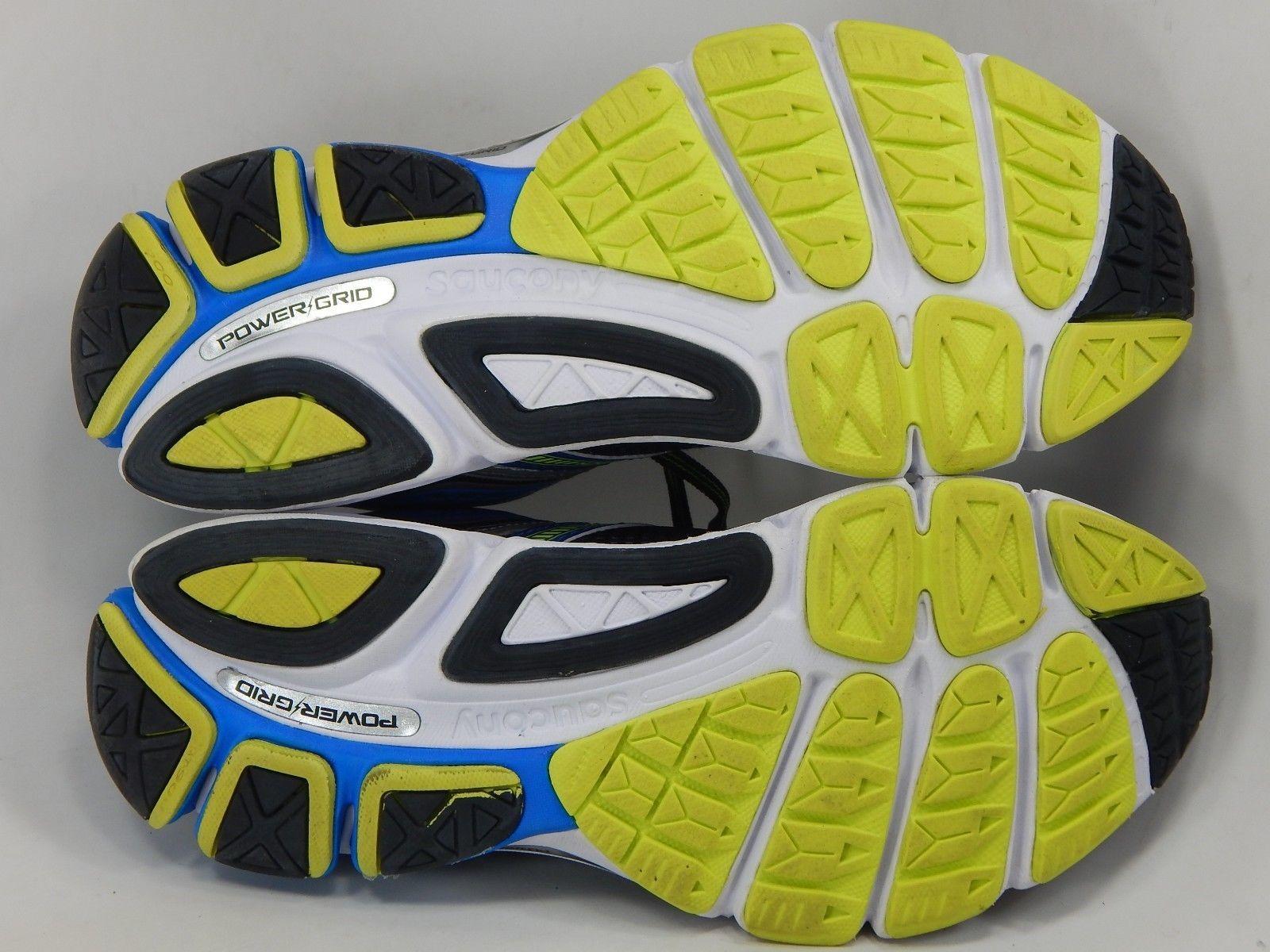 Saucony Echelon 4 Size US 9 M (D) EU 42.5 Men's Running Shoes Silver S20245-1