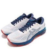 Asics Gel-Kayano 25 Running shoes White/Blue/Red [1011A019-001] Men's 7 ... - $88.88