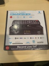 DVR, Media Player Ematic AT103B Digital Converter Box, LED Display, Reco... - $39.60