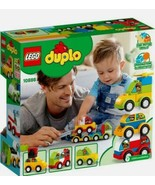 LEGO® DUPLO® - My First Car Creations 10886 [New Toy] Toy, Brick - $24.87