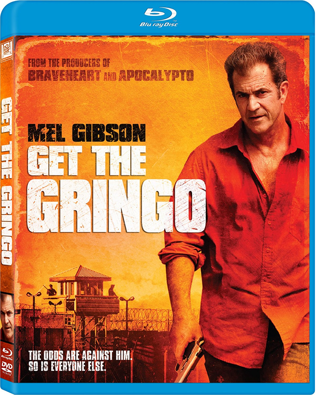 Get the Gringo [Blu-ray]