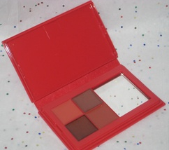 Que colour surge lipstick palette in pure posh coral crush honey nude and sassy spice 3 thumb200