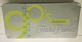 90's Trivial Pursuit - Time Capsule Edition Board Game - New Sealed - $17.82