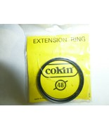 Genuine Cokin 48mm lens extension ring Made In France New 48 - $5.96