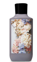 Bath Body Works Almond Blossom Shea Butter Coconut Oil Super Smooth Body Lotion - $8.54