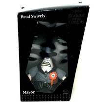 "Nightmare Before Christmas Mayor 12"" Figure - Head Swivels - Rare - Applause - $29.69"