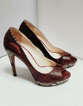 Prada High Heels Shoes Size Eur 38,5 # 58 (Run For 37,5) - $163.35