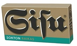Leaf Sisu Raikas Sokton - Sugar Free 36g x 24 packs - Finnish - Licorice - $49.49