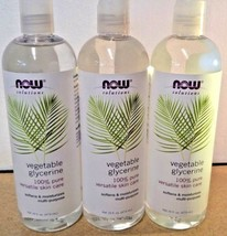 Lot of 3, NOW FOODS 100% Pure Sweet Almond Oil 16 Oz, Pure Moisturizing Oil - $30.96