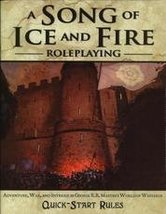 A Song Of Ice And Fire Roleplaying: Quick-Start Rules [Paperback] [Jan 0... - $11.95