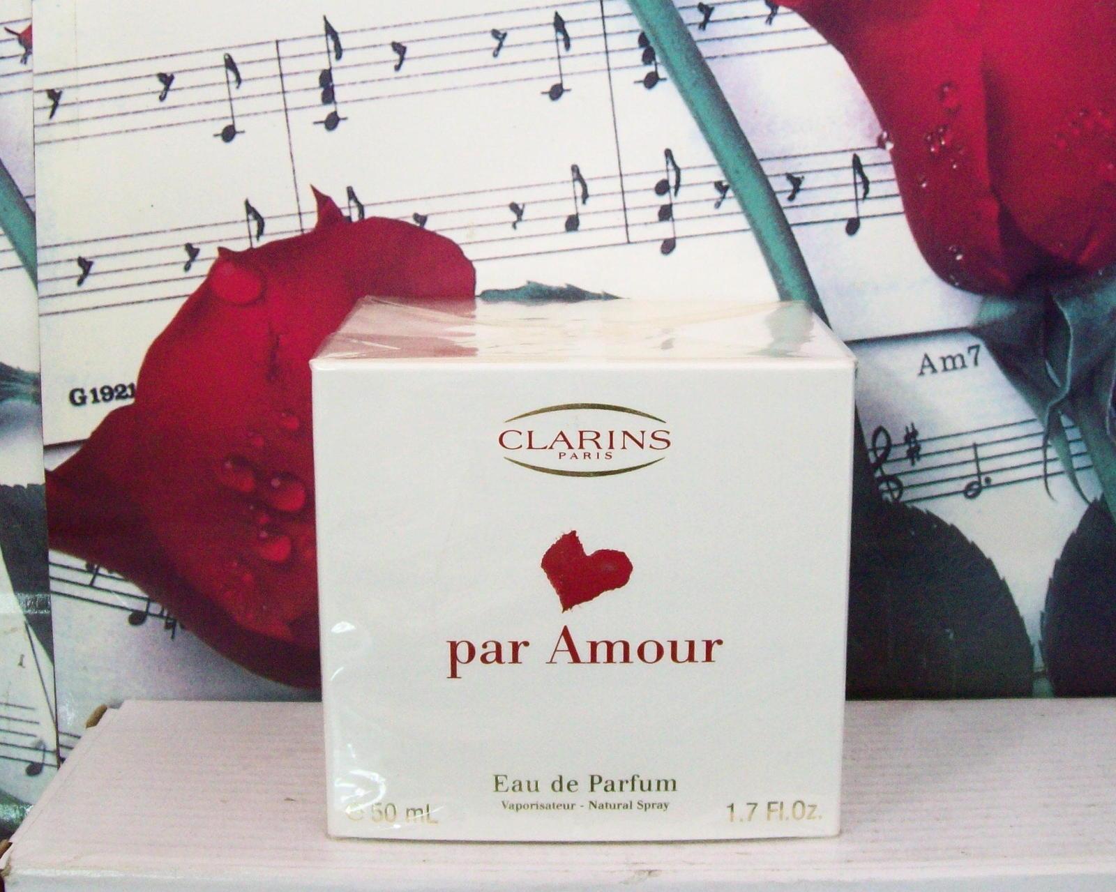 Clarins Par Amour EDP Spray 1.7 FL. OZ. NWB - $79.99