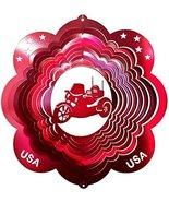 "Dakota Steel Art 12"" Trike - Red Starlight Stainless Steel - $39.15"