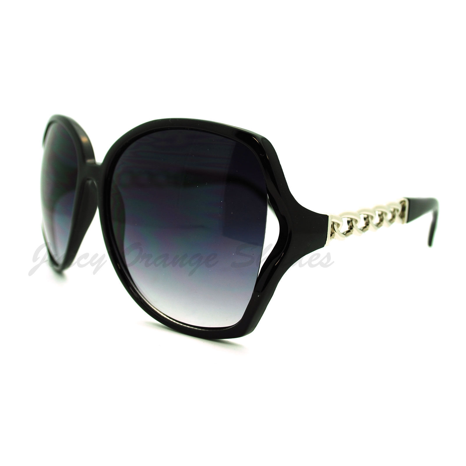 Womens Super Oversize Sunglasses Celebrity Fashion Shades