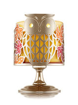 Bath & Body Works MAPLE OWL PEDESTAL 3-Wick Candle Sleeve - $85.00