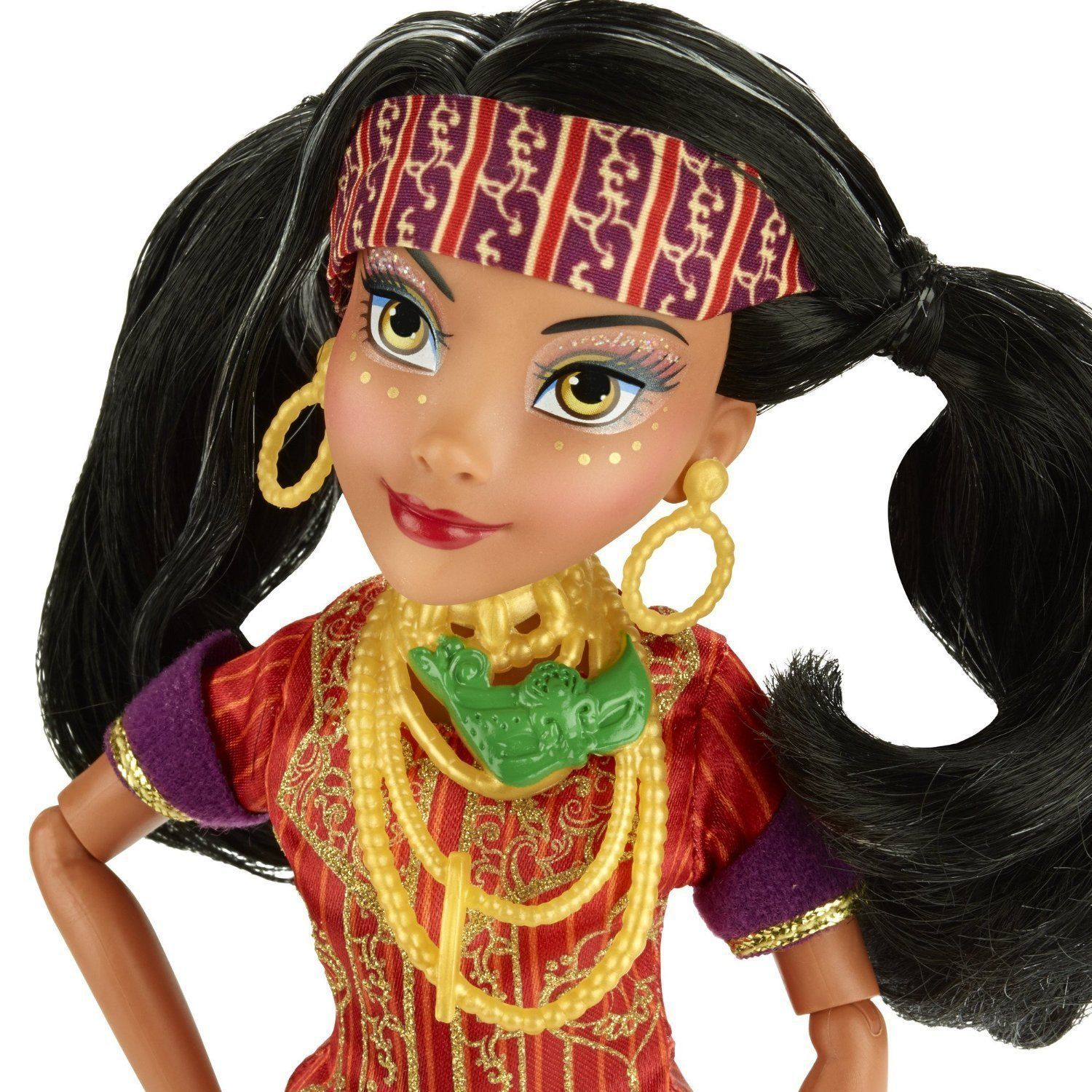 Image 2 of Disney Descendants Villain Genie Chic Freddie IE Doll Isle of the Lost