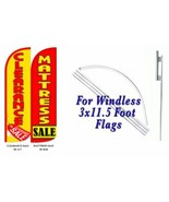 Clearance Sale Mattress Sale Windless  Swooper Flag With Complete Kit  - $94.04