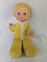 "Fisher Price Lapsitter Honey Doll 12"" 208 1975 Stuffed Toy - $29.95"