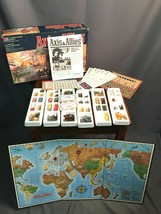 Axis And Allies Milton Bradley Vintage Boardgame - $74.24