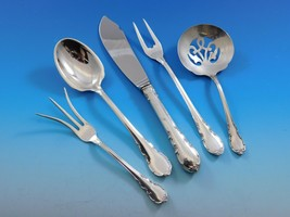 Modern Victorian by Lunt Sterling Silver Essential Serving Set Small 5-piece - $179.00