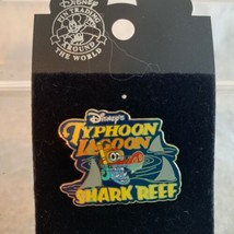 Walt Disney World Trading Pin Typhoon Lagoon Shark Reef 2003 - $13.99