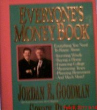 Everyones Money Book Goodman, Jordan E - $3.71