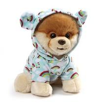 GUND World's Cutest Dog Boo Plush Rainbow Outfit Stuffed Animal (Rainbow) - $29.58