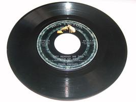 45 RPM Elvis Presley Demasiado Much Of You , Roto Corazón Rca Victor Record - £6.75 GBP