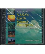 Nasa Earth Science Enterprise ~ Version 3 ~ New Sealed ~ Rare CD-ROM ~ S... - $7.30