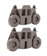 OCTOPUS W10195416 Dishwasher Wheels for Lower Dish Rack Roller Dish Wash... - $13.71