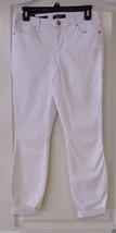 NINE WEST JEANS GRAMERCY SKINNY ANKLE JEANS White Women's Sz 4-16 NWT - $30.48