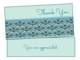 You Are Appreciated ~ Gift Card / Money Holder - $5.00