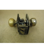 Sargent Door Knob Assembly Brass Mortise Lock 9805 1/2 Vintage - $46.00