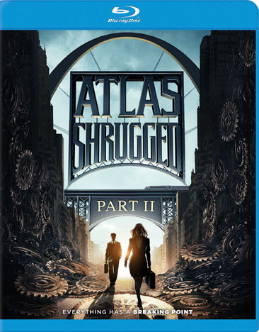 Atlas Shrugged Part 2 (Blu-Ray/Ws-1.78/Eng-Fr-Sp Sub)