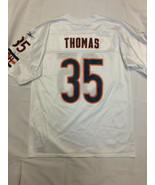 REEBOK Authentic Replica NFL CHICAGO BEARS #35 ANTHONY THOMAS JERSEY Men... - $16.78