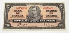 1937 Banco de Canadá en Cuenta en About que No Ha Circulado Estado Recog... - $347.07