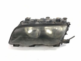 BMW E46 3-Series 4dr Left Drivers Headlights Lamps ZKW Sedan Wagon 1999-2001 OEM - $88.11