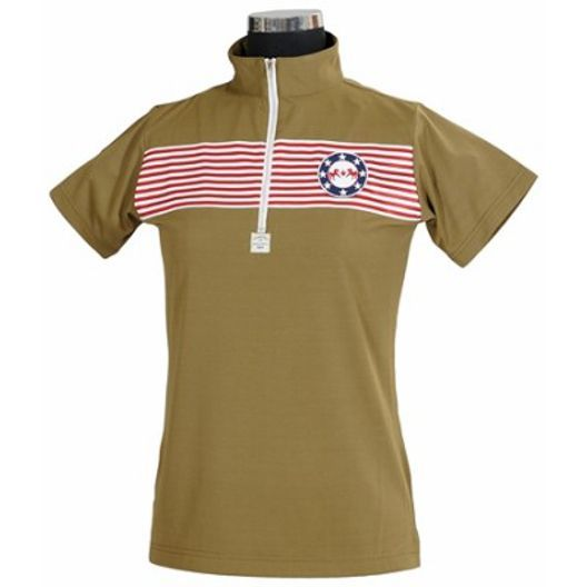 Equine couture kids polo