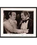 Don Q, Son of Zorro-Jean Hersholt and Douglas Fairbanks-B&W-Still - $27.94