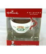 Hallmark Keepsake Ornaments Friends Central Perk Coffee Cup 2018 - £23.19 GBP