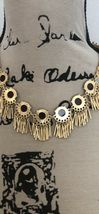 """Van Heusen New With Tags Quality Rhinestone Necklace 9"""" Long. image 3"""