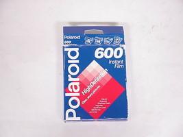 Polaroid 600 High Definition Single Pack  Instant film, 10 exposures - $19.79